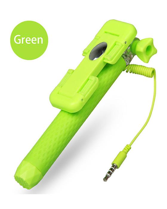 Mini selfie stick Microphone